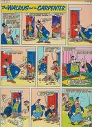 The Walrus and the Carpenter comic 1