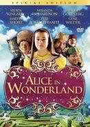 Alice in Wonderland (1999) DVD