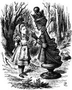 200px-Tenniel red queen with alice