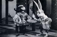 Bunin Alice Knave Rabbit