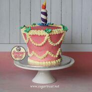 Alice-in-wonderland-unbirthday-cake