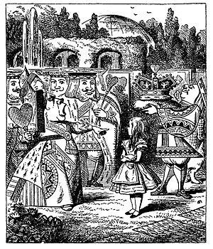 El croquet de la reina