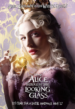 Alice Through the Looking Glass - promotional image - The White Queen.png