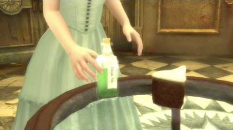 Disney ALICE IN WONDERLAND Nintendo Wii™ -- Disney video game