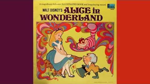 Walt Disney's - Alice In Wondeland - Story And Songs (HD Vinyl)