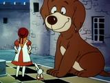 El cachorro enorme