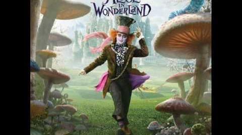 Alice in Wonderland Soundtrack-Alice Escapes