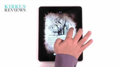 Alice for iPad Storybook App Review from Kirkus Reviews