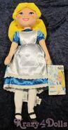 Disney-Alice-in-Wonderland-Plush-Doll-18-New