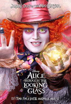 Alice Through the Looking Glass - promotional image - The Mad Hatter.png