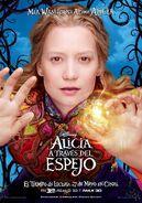 Alicia a través del espejo Cartel 4