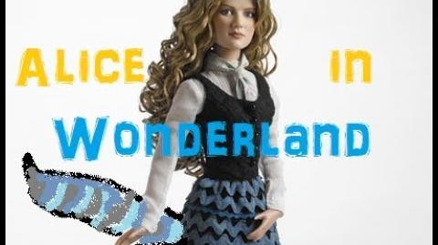 Tonner Doll Alice - Voyage of Wonder Review Обзор Коллекционной Куклы Тоннер Алиса в Стране Чудес
