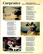 TWWOD The Walrus and the Carpenter poem 2