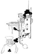 Page 154 Alice's Adventures in Wonderland (Carrol, Robinson, 1907)