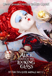 Alice Through the Looking Glass - promotional image - The Read Queen