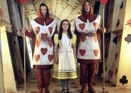 Alice in Wonderland (1999) Alice captured