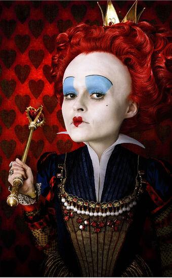 Alice In Wonderland Queen Of Hearts