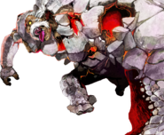 Noce's second Battle form
