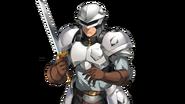 White-Soldier-X