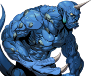 Blue-Oni-X
