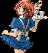 Julia-Waitress