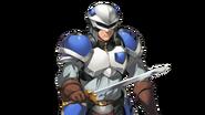 Blue-Soldier-X