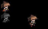 BBA Erika battle sprites 1