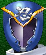 Sengoku Rance - Ninja Five - Blue
