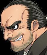 Kumano-Gorou-face