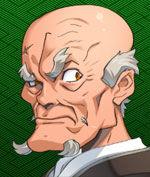 Sengoku Rance - Abe Heizou