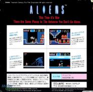 Aliens Alien 2 (tylna okladka)