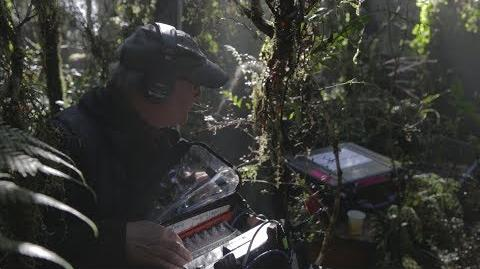 Behind the Scenes The Sounds On Set of Alien Covenant!