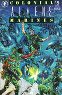 Aliens Colonial Marines Issue 5