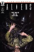 Aliens Life and Death Issue1
