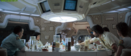 Nostromo Dining Room