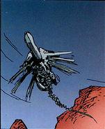 AS flying alien