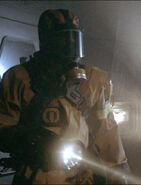 Aliens Salvage team hazmat