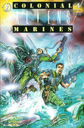 Aliens Colonial Marines Issue 4