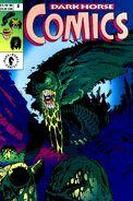 Dark Horse Comics issue5