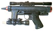 Nostromo pistols