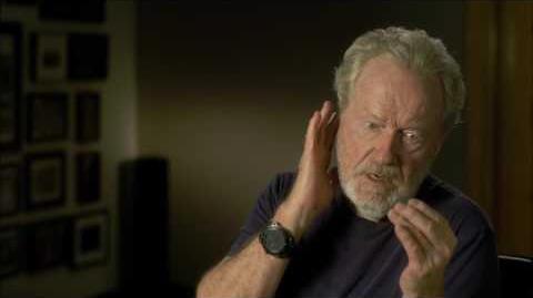 Alien Covenant Ridley Scott Behind the Scenes Movie Interview