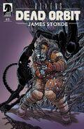 Aliens Dead Orbit issue3