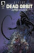 Aliens Dead Orbit issue4