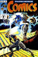 Dark Horse Comics issue4