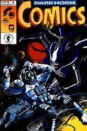 Dark Horse Comics issue3