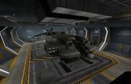 Nave de descenso UD-4 Cheyenne en Aliens vs Depredador 2