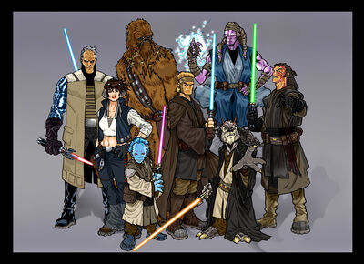 Force Chronicle JEDI by imbong.jpg