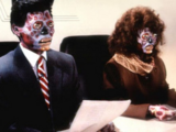 Blue Aliens (They Live)