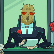 Galactic Federation President