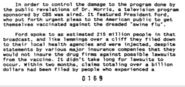Great Swine Flu of 1976-B